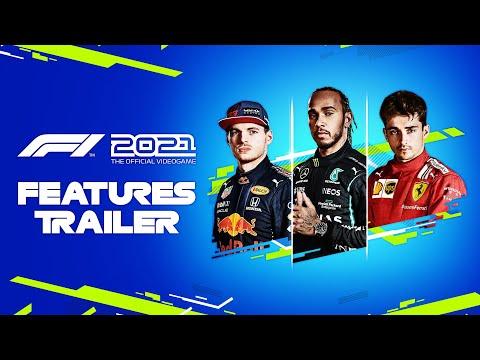 Видео № 0 из игры F1 2021 [PS4]