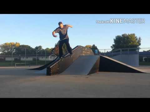 Ian Sawyers Shred Sterling Il Skatepark phone Edit