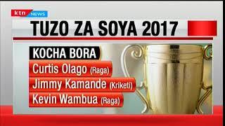 Orodha ya wanamichezo bora wanataraajia kutunukiwa kwa tuzo za SOYA: Zilizala Viwanjani