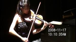 J.S.Bach Violin Sonata No. 2 in C Major BWV1005,Fuge