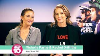 'Ride Like A Girl': Rachel Griffiths Brings Michelle Payne's Story To The Big Screen | Studio 10