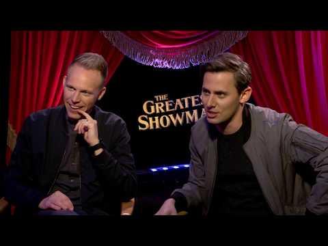 THE GREATEST SHOWMAN Songwriting Duo Benj Pasek & Justin Paul
