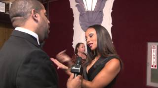 NAACP Awards 2014  Live on the Red Carpet with Chanté Moore www.TagHollywood.com