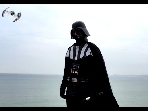 Star Wars Darth Vader Adult Costume Video Review