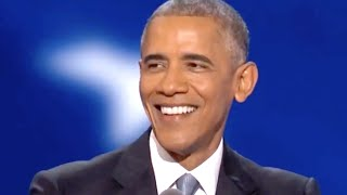 President Barack Obama's Full 2016 Democratic National Convention Speech