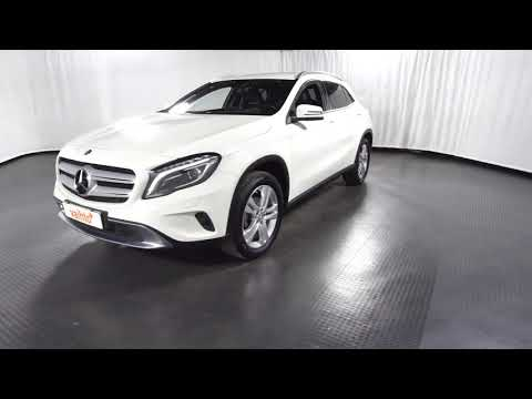 Mercedes-Benz GLA 200 d A Urban Off-roader, Maastoauto, Automaatti, Diesel, RSP-541