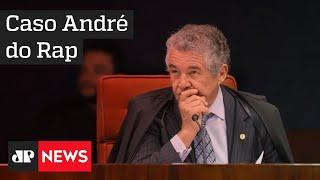 Advogada de traficante André do Rap estagiou com ministro Marco Aurélio Mello