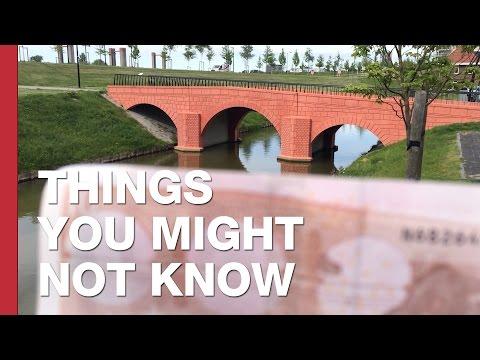 Mosty na bankovkách eura