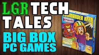 Why Big PC Game Boxes Disappeared [LGR Tech Tales]