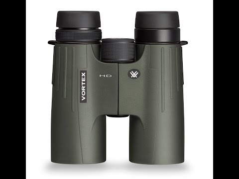 REVIEW OF VORTEX DIAMONDBACK & VIPER HD BINOCULARS