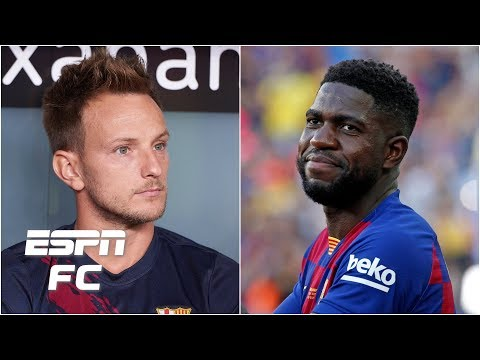 Barcelona plan for a January clear out: Rakitic, Umtiti & Vidal on the move? | Transfer Talk