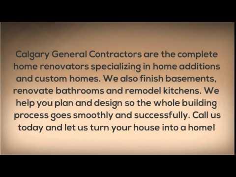 Calgary contractors