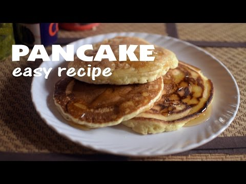 Easy Pancakes Recipe in Nepali Style | How to Make Pancake | Yummy Nepali Kitchen