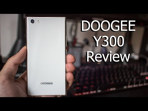 DOOGEE Y300 Review | Change In Good Way