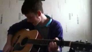 Chris daughtry- poker face (tutorial)