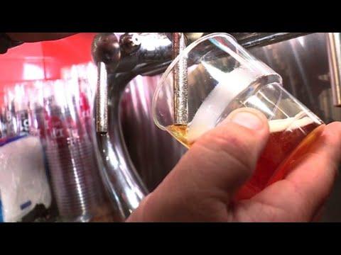 Der Alkoholismus der Kinder in rossii