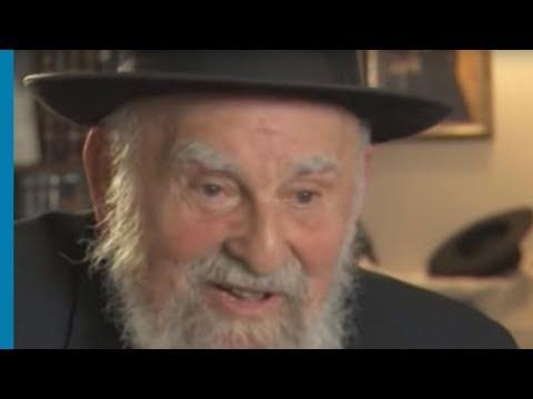 El Rabino Itzjak Eljanán Gibraltar relata sobre la Marcha de la Muerte