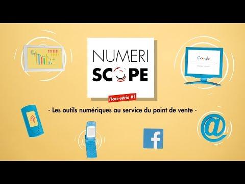 Numériscope HS #1 Les outils numériques au service du point de vente
