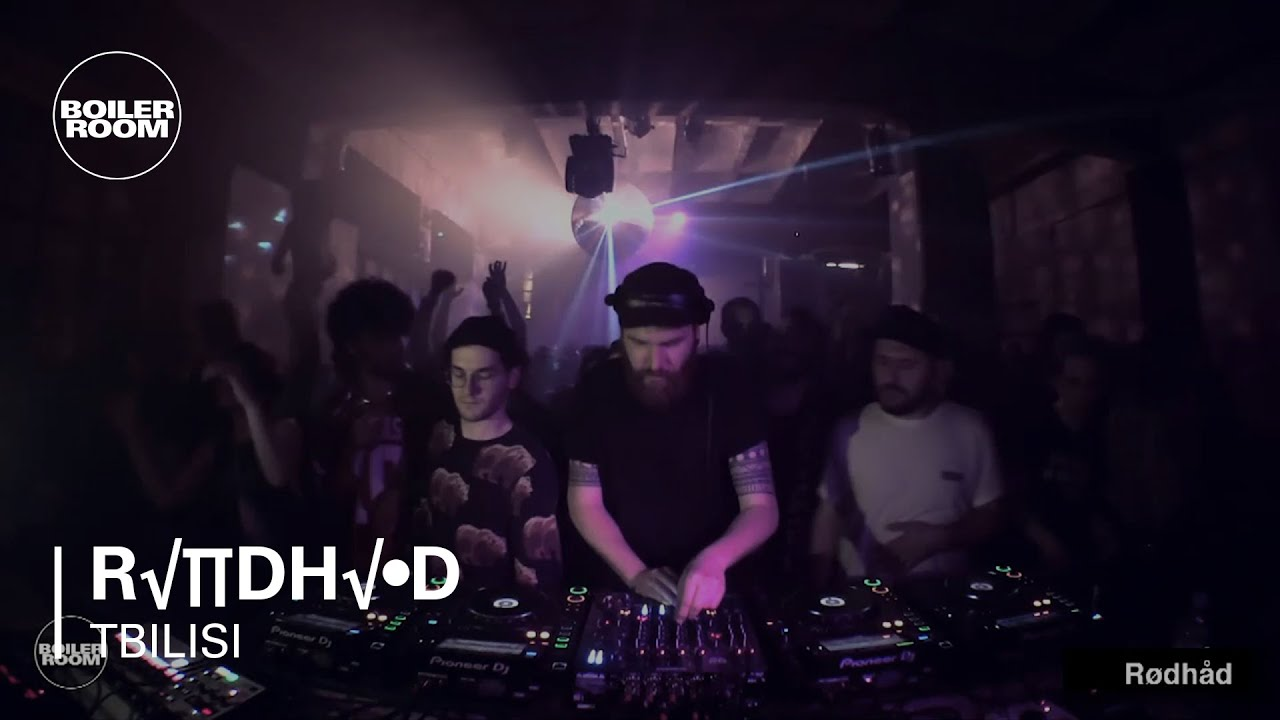 Rodhad - Live @ Boiler Room Tbilisi 2017