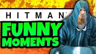 Hitman Funny Moments! - #3 - KILLER JEDI! - (Hitman Marrakesh Gameplay)