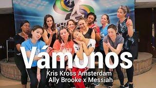 Vámonos   Kris Kross Amsterdam X Ally Brooke X Messiah Dance L Chakaboom Fitness