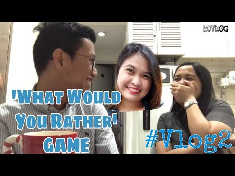 """""""WHAT WOULD YOU RATHER"""" GAME - Invisible or Fly? Para MASILIPAN si CRUSH 😂😱"""
