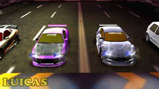 NEED FOR SPEED UNDERGROUND PS2 MAZDA RX7 OLYMPIC SQUARE GAMEPLAY HD