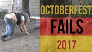 Oktoberfest fails 2017 || Fails and funny! || Drunk Fail Compilation!