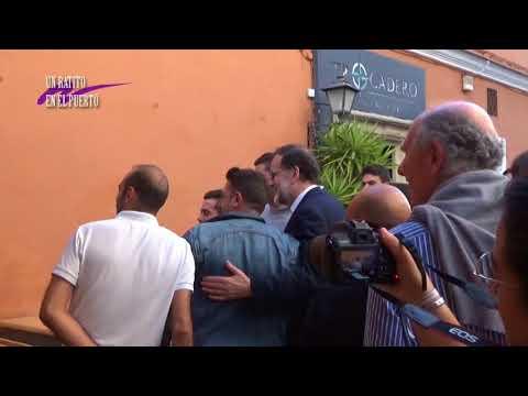 Repaso a la visita de Rajoy y preparativos de la Hermandad del Rocío