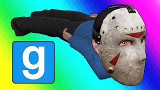 Gmod Hide and Seek - Snake Edition! (Garry's Mod Funny Moments)