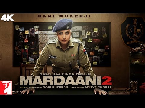 Mardaani 2 - Movie Trailer Image
