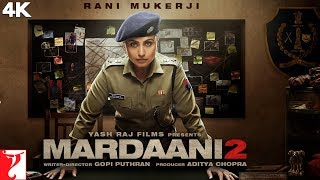 Mardaani 2 - Official Date Announcement Teaser