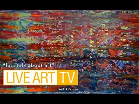 Nikita Knight by Catherine Burns | Live Art TV |