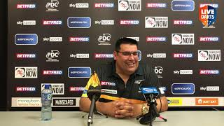 """Jose De Sousa on Matchplay quest: """"Finally the people are speaking about me and the things I do"""""""