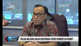 Polisi Selidiki Akun Penyebar Video Robertus Robet