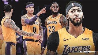 Anthony Davis WILL be Traded to LA Lakers for Brandon Ingram-Josh Hart & TWO 1st Round Draft Picks!