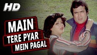 Main Tere Pyar Mein Pagal | Lata Mangeshkar, Kishore