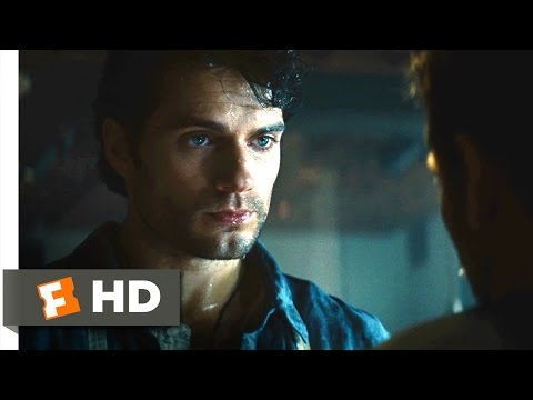Man of Steel - It's Not Worth It Scene (3/10) | Movieclips