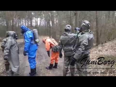 Schutzanzug-Treffen 2013