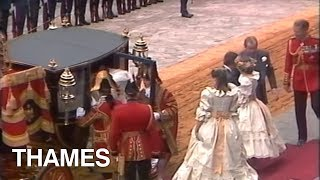 Princess Diana   Royal Wedding   1981