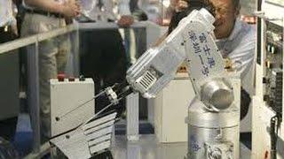 挑戰新聞軍事精華版--未來工廠,機器人將取代人力
