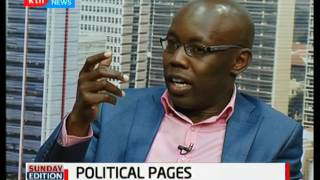 Focus is on Kenyan politicians safety during elections? Political Pages