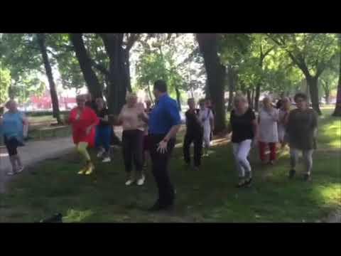 Wideo1: Stowarzyszenie Wygraj Siebie wznowiło warsztaty taneczne