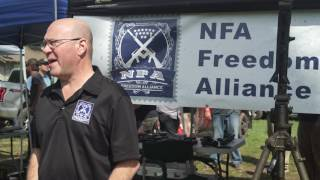 Interview with Todd Rathner of the NFA Freedom Alliance