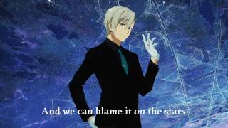 🎵 Nightcore - Blame It On The Stars [Lyrics] ⭐️