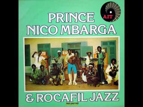 Prince Nico Mbarga & Rocafil Jazz Christiana