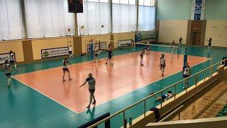 Волейбол. Девушки. Калужская область  -  Московская область