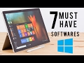 Top 7 Best Must Have Software's For Windows PC/Laptop FREE