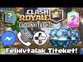 Felhívtalak Titeket! 📞 Clash Royale Ládák Mindenfelé #33