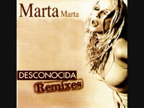 MARTA SANCHEZ - DESCONOCIDA (LATIN MIX VERSION)